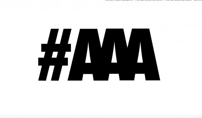 L'entitat #AAA té els seus fonaments en DJs contra la fam. Font: Actua Ajuda Alimenta