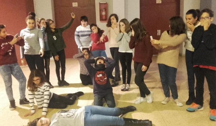 Actuem!, el teatre com a eina de reflexió per a la transformació social Font: