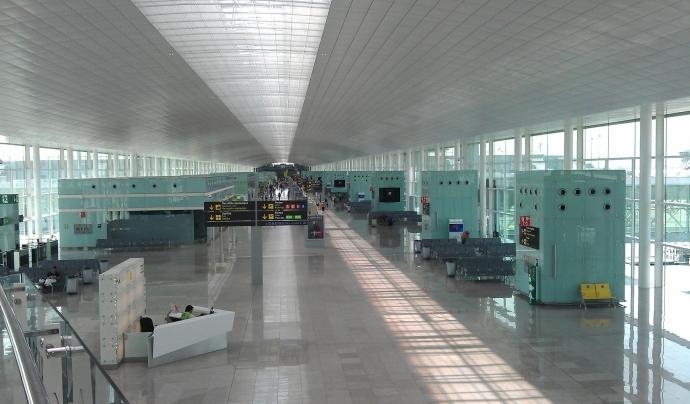 El president de la Generalitat assegura que el futur de l'aeroport implica un compromís absolut amb el medi ambient. Font: Llicència CC