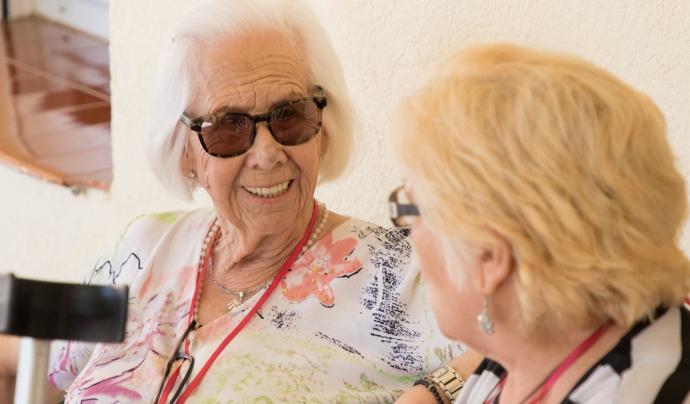 Des dels seus inicis, Vacances Amigues ha ampliat les seves estades i ha millorat la qualitat del servei. Font: Mireia Soler. Font: Font: Mireia Soler.