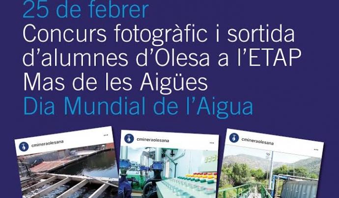 Concurs de fotografia convocat pel dia mundial de l'Aigua (imatge: smolesana)