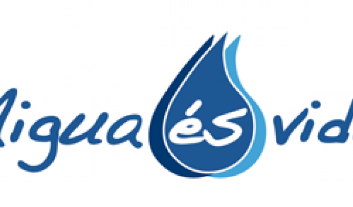 La jornada està coorganitzada per la Plataforma Aigua és Vida (imatge: aigua és vida)