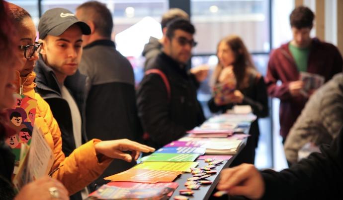 La trobada incidirà cada any sobre qüestions d'actualitat o interès en l'àmbit LGTBI. Font: Centre LGTBI