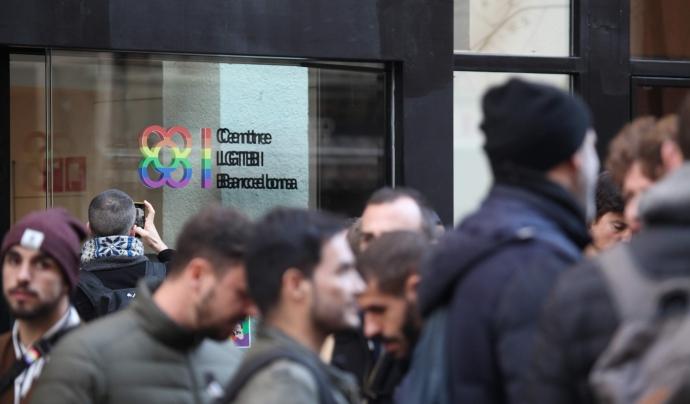 La 1a Jornada Anual tindrà lloc al Centre LGTBI de Barcelona. Font: Centre LGTBI