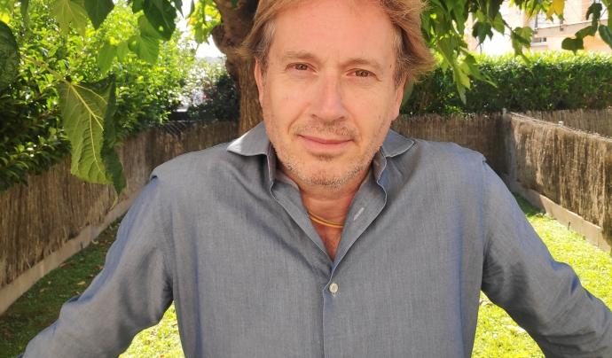 El gerent de la Fundació Astres, Albert Rosa. Font: Fundació Astres