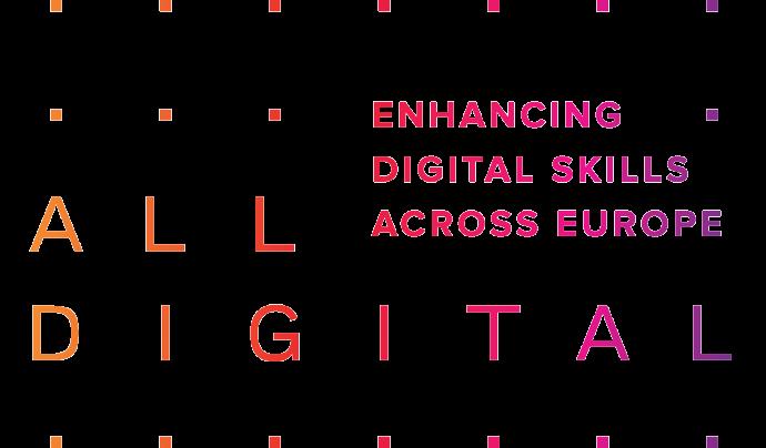 """""""Millorant les competències digitals arreu d'Europa"""""""