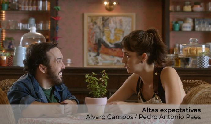 Altas expectatives és una de les pel·lícules del Festival. Font: festival inclus
