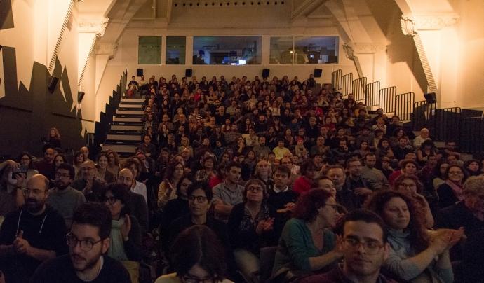 El públic del festival, en una de les sessions Font: Alternativa