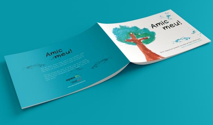Llibre 'Amic meu!' Font: Open Cultural Center