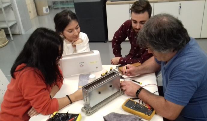 Andròmines col·labora amb els Ateneus de Fabricació Font: Andròmines