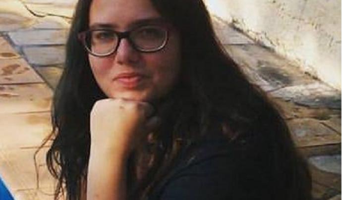 Anna Jordana, professora i membre de l'equip de gestió de Xamfrà Centre de Música i Escena del Raval.