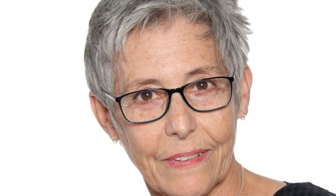 Anna Solà va ser directora de la Mostra Internacional de Films Dones. Font: Anna Solà. Font: Font: Anna Solà.