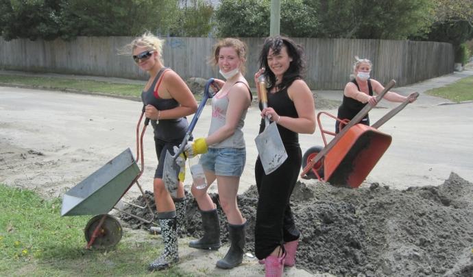 Voluntariat - Font: en.wikipedia.org