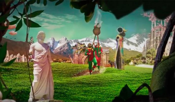Fotograma vídeo promocional Any Europeu Patrimoni Cultural 2018