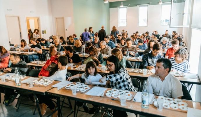 L'entitat organitza la 'Jornada Gastronòmica de les plantes oblidades', un esdeveniment únic a tot el món.  Font: Col·lectiu Eixarcolant