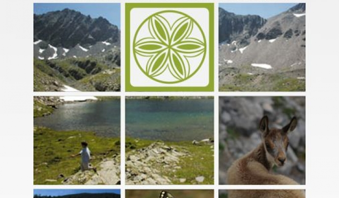 Deixa't guiar, app per connectar amb la natura de l'Alt Pirineu (imatge:deixatguiar.com)