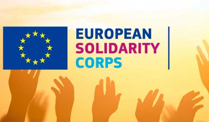 Aprovat el nou Cos Europeu de Solidaritat per al període 2021-2027 Font: Generalitat de Catalunya