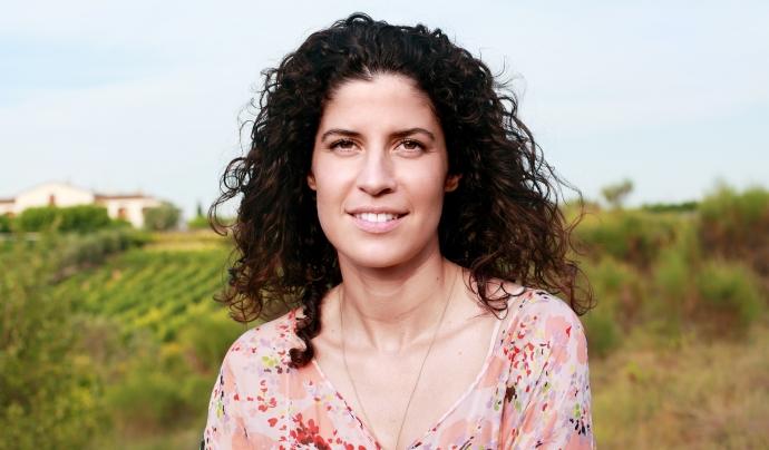 Aroha Cabanas va ser vicepresidenta de Saudade a Galicia. Font: Aroha Cabanas. Font: Font: Aroha Cabanas.
