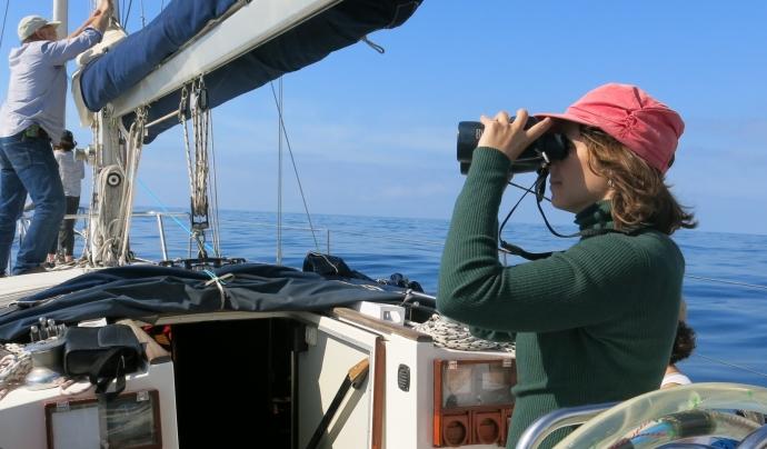 Ecoturisme per conèixer el projecte de custòdia marina de l'entitat Submon (imatge: arrelia.cat)