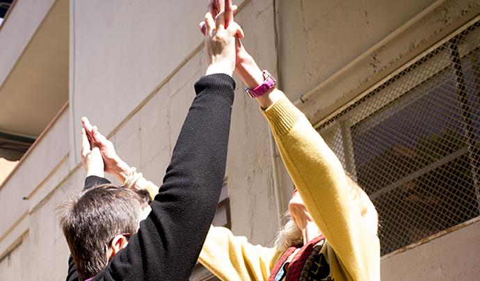 Servei de rehabilitació del grup d'arterapia Font: Associació de familiars de malalts mentals de Catalunya