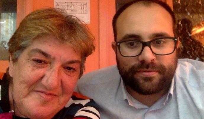 El periodista Arturo Puente cedeix el seu compte a la María Pilar Font: Arturo Puente @apuente
