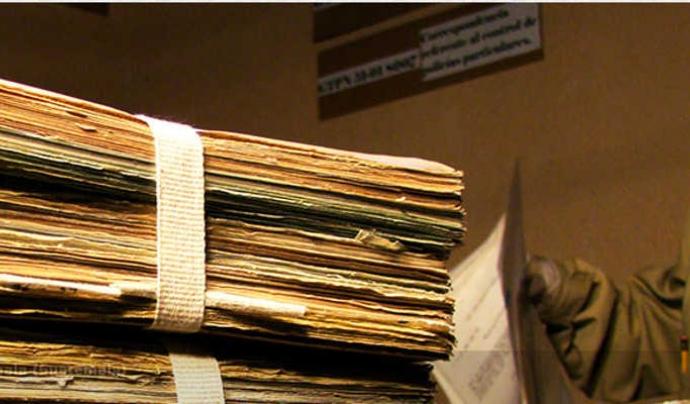 Projecte d'Arxivers sense Fronteres per contribuir a la recuperació de la documentació de l'Arxiu Històric de la Policia Nacional de Guatemala
