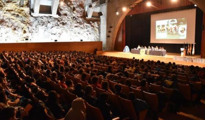 41a Assemblea General Ordinària de Minyons Escoltes i Guies de Catalunya Font: Minyons Escoltes i Guies de Catalunya