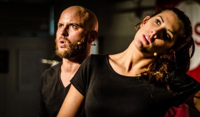 'L'Assemblea' combina una obra de teatre amb un fòrum per reflexionar sobre el cooperativisme. Font: El Timbal