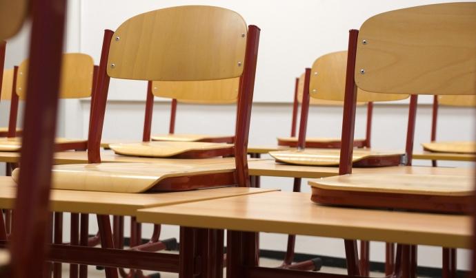 Els alumnes s'agruparan en grups de convivència estable. Font: CC