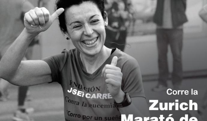 Carmen Cubero, del projecte 'Ponte en Marca ya!'  Font: