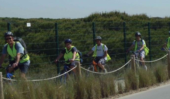 El BACC desenvolupa projectes sobe pedagogia de la bicicleta (imatge: bacc)
