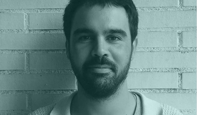 Bernat Brell, arquitecte i vocal de la junta de Bioarquitectura Mediterrània. Font: BAM