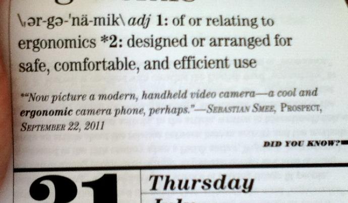 Les terminologies són importants per poder definir bé les paraules. Fotografia de Alan Myers. Llicència d'ús CC BY 2.0 Font: Alan Myers. Llicència d'ús CC BY 2.0
