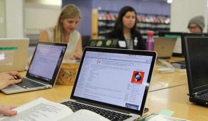 Falten moltes referents en el camp de la tecnologia. Imatge de Shawn. Llicència d'ús CC BY-NC 2.0 Font: Imatge de Shawn. Llicència d'ús CC BY-NC 2.0