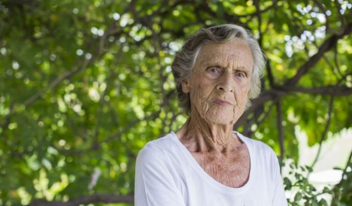 L'octogenària Wendy Bowman ha aconseguit frenar el potent sector extractiu australià Font: Premu Goldman