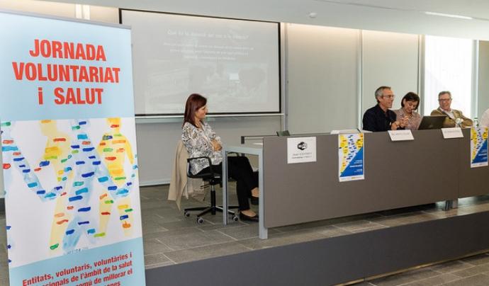 La Jornada de Voluntariat i Salut se celebrarà a la Facultat de Medicina i d'Infermeria de la Universitat de Girona. Font: FCVS