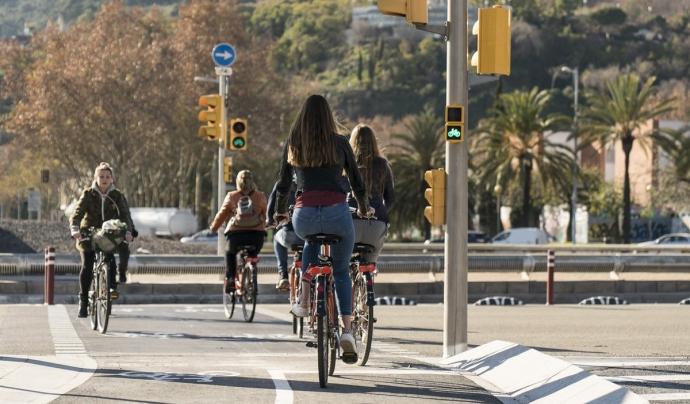El 27 d'abril se celebra a Barcelona la vintena edició del Fòrum de l'Energia Sostenible, que enguany es dedica al debat el mobilitat.  Font: Barcelona Mobilitat