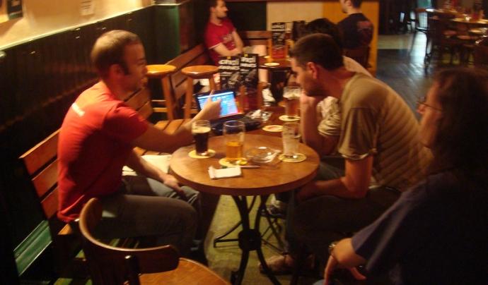 La massa social de Softcatalà és totalment voluntària. Imatge de Toni Hermoso Pulido. Llicència d'ús CC BY SA 2.0 Font: Imatge de Toni Hermoso Pulido. Llicència d'ús CC BY SA 2.0