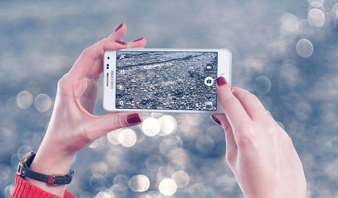 Instagram és una de les xarxes més utilitzades. Imatge de Social Buddy. Llicència d'ús CC BY 2.0 Font: Imatge de Social Buddy. Llicència d'ús CC BY 2.0