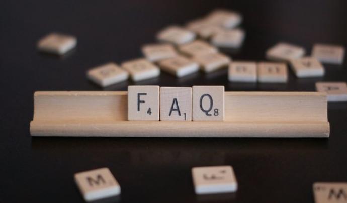 Crear la secció FAQ de la vostra pàgina web és molt simple. Imatge airpix. Llicència d'ús CC BY 2.0 Font: Imatge airpix. Llicència d'ús CC BY 2.0