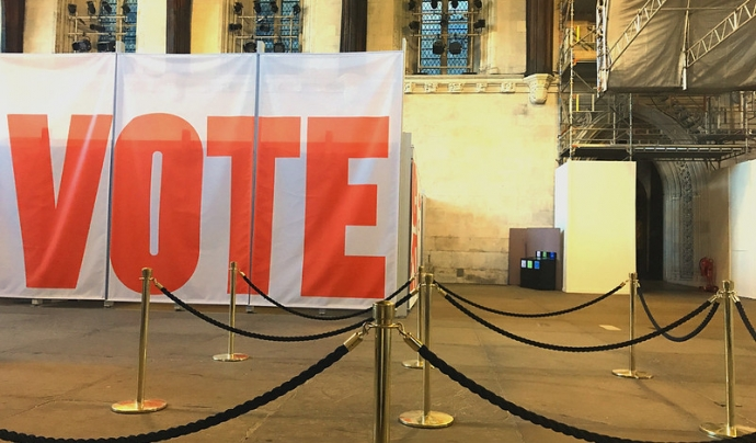 Les votacions en línia també són una bona oportunitat per conéixer l'opinió dels socis i sòcies. Imatge de BIll Smith. Llicència d'ús CC BY 2.0 Font: BIll Smith. Llicència d'ús CC BY 2.0