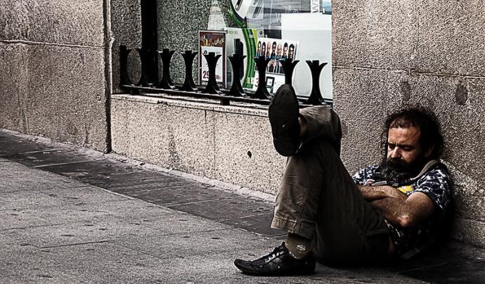 El confinament de la covid-19 ha causat una crisi social i econòmica.  Imatge de Paloma. Llicència d'ús CC BY-NC-ND 2.0 Font: Paloma. Llicència d'ús CC BY-NC-ND 2.0