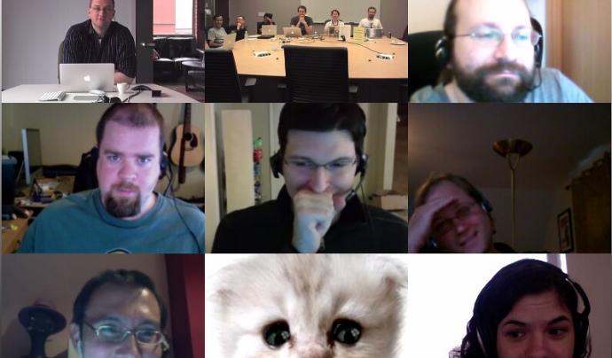 Per organitzar una videoconferència cal tenir clares algunes idees. Imatge de Jennifer Morrow. Llicència d'ús CC BY 2.0 Font: Jennifer Morrow. Llicència d'ús CC BY 2.0