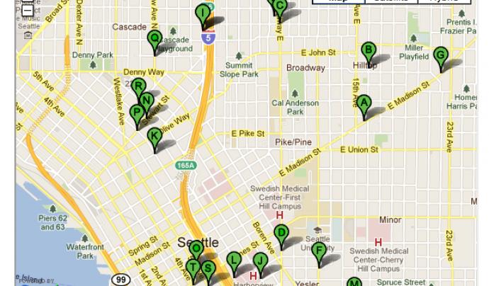 Algunes aplicacions permeten referenciar geogràficament les agressions masclistes. Imatge de Joe Goldberg. Llicència d'ús CC BY 2.0 Font: Imatge de Joe Goldberg. Llicència d'ús CC BY 2.0