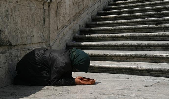 La crisi social que patia la societat és un problema que ve de lluny. Imatge de OpenDemocracy. Llicència d'ús CC BY-SA 2.0 Font: OpenDemocracy. Llicència d'ús CC BY-SA 2.0