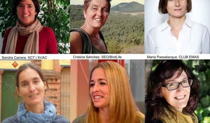 6 dones capdavanteres del tercer sector ambiental