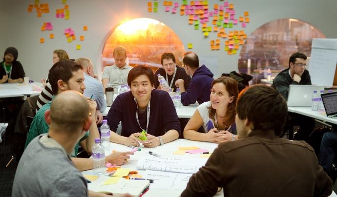 El Mozilla Festval 2021 disposarà de moltes sales virtuals. Imatge de Mozilla Europe. Llicència d'ús CC BY 2.0 Font: Mozilla Europe. Llicència d'ús CC BY 2.0