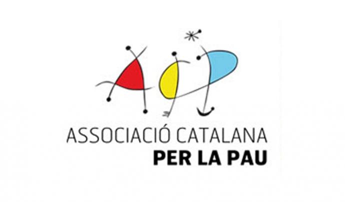 Logo de l'Associació Catalana per la Pau.