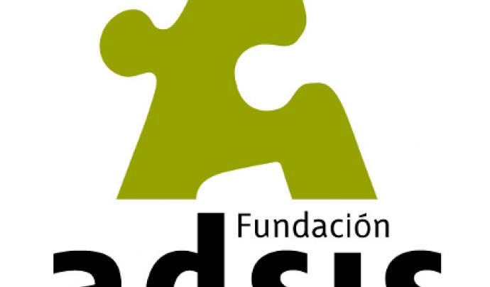 Logotip de la Fundació Adsis Font: Fundació Adsis