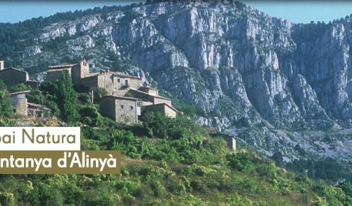 La muntanya d'Alinyà, espai de custòdia de la  Fundació Catalunya La Pedrera